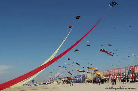 International Kite Festival, Berk-sur-Mer, France | The Good Life ... | Weddings in Norther France | Scoop.it