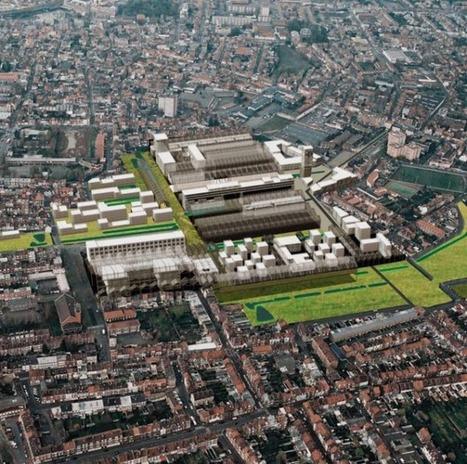 Zoom sur les grands projets de Lille Métropole | Economies du Futur ! | Scoop.it