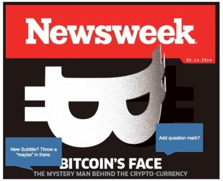 Priceonomics Edits the Newsweek Bitcoin Article   money money money   Scoop.it
