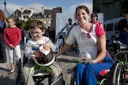 Actu en images - Ville de Quimper   TPE: insertion des handicapés dans la société   Scoop.it