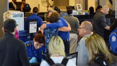 Prosecutor: LAX suspect shot TSA officer, left, returned to shoot him again | Assignment 3 | Scoop.it