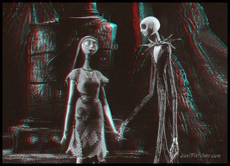 3-D NIGHTMARE BEFORE CHRISTMAS Sally and Jack | VIM | Scoop.it