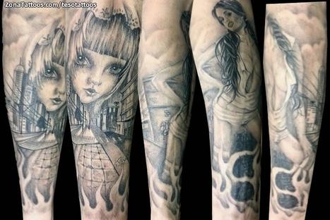 Tatuaje de tesotattoos | Tatuajes - Tattoos | Scoop.it