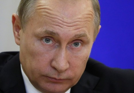 Donald Trump reminds me of Vladimir Putin — and that is terrifying | Current Events, Political & This & That | Scoop.it