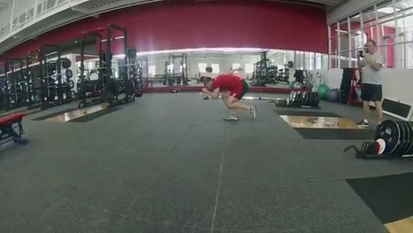 Off Skates At The Olympic Training Center In Colorado Springs - YouTube | Roller | Scoop.it