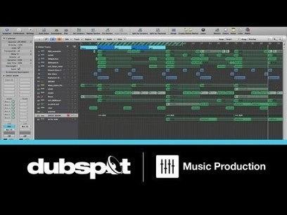 Logic Tutorial: MIDI Drum Programming + Trap Beat Patterns (Pt 1 of 3) w/ Shadetek | Dubspot Blog | Logic Studio & Logic Tutorials | Scoop.it