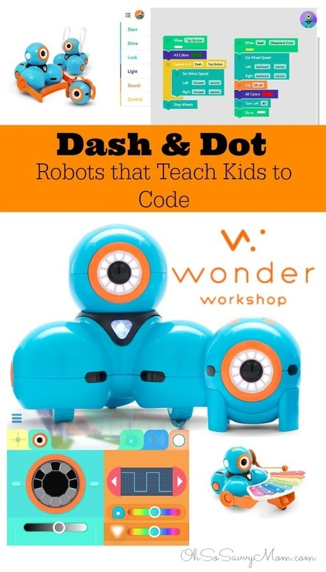 Resources to teach coding in the classroom | Better teaching, more learning | Scoop.it