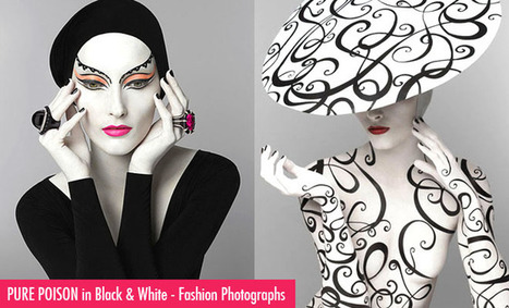 Pure Poison in Black and White  - 15 Awesome Fashion Photographs by PatrizioDiRenzo | Photography | Scoop.it
