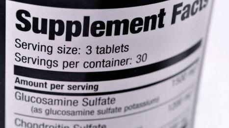 Should EU mimic US supplement label database? | Erba Volant - Applied Plant Science | Scoop.it