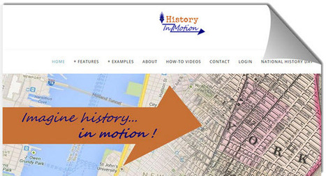 History in Motion, una manera simple de recrear escenarios históricos | Educacion, ecologia y TIC | Scoop.it