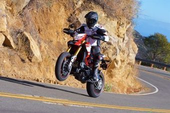 2016 Ducati Hypermotard 939 SP Review | Unwavering Dedication | Ductalk Ducati News | Scoop.it