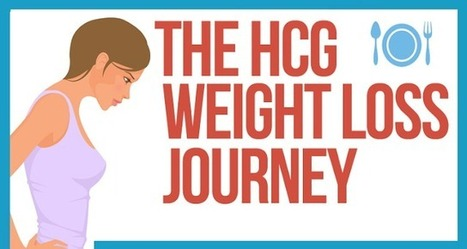 Visualistan: The HCG Weight Loss Journey [Infographic] | Health | Scoop.it
