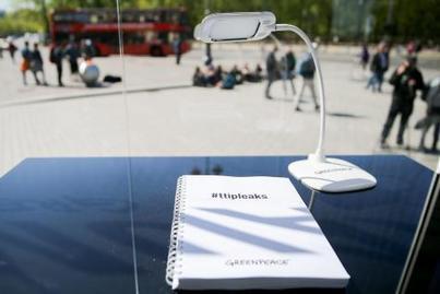 TTIP: voici les documents confidentiels publiés par Greenpeace | Sociétés & Environnements | Scoop.it