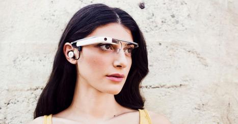 Google Glass Design Upgrade Revealed   Prospection technologiques   Scoop.it