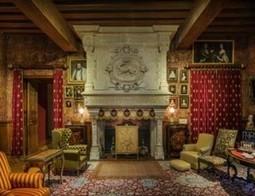 Restitution du salon Biencourt au château d' Azay-le-Rideau | L'observateur du patrimoine | Scoop.it