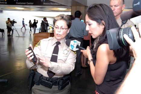 Metro introduces smart phone security app to report transit-related crimes | Computer Ethics and Information Security | Scoop.it