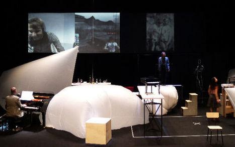 Alain Béhar crée Até, la première star virtuelle en 3D du théâtre - Rue89 | Nouveau Roman Français | Scoop.it