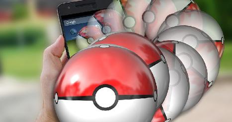 9 Ways to Promote Your Business with Pokémon GO Marketing | Digital Marketing | Scoop.it