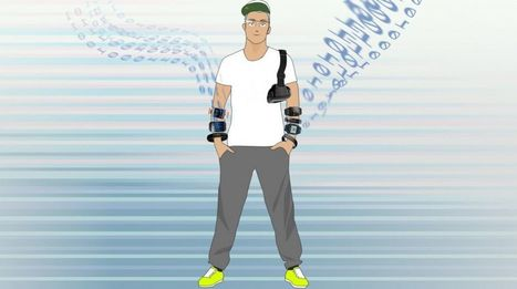 Why wearable tech needs body Wi-Fi | UX-UI-Wearable-Tech for Enhanced Human | Scoop.it