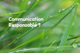 Le blog du Développement Durable et de la RSE: RSE : LA COMMUNICATION RESPONSABLE TEND A S'IMPOSER | marketing | Scoop.it