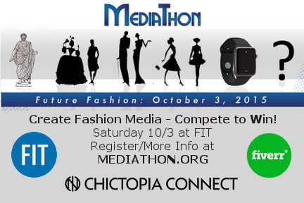 Fashion as Media I'm headed to @Mediathon to make #Fashion content  | Fashion Technology Designers & Startups | Scoop.it