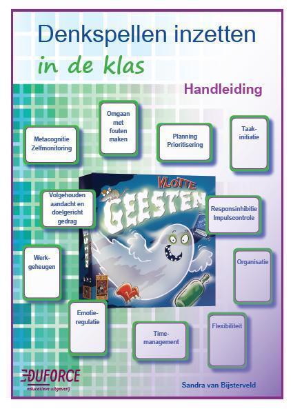 Handleiding denkspellen inzetten in de klas | materialen voor meer- en hoogbegaafde kinderen | Scoop.it