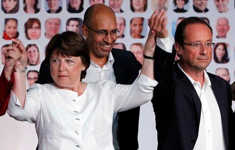 """Aubry-Hollande : TGV en primaire classe…"" | Hollande 2012 | Scoop.it"
