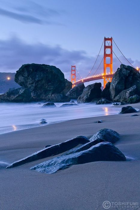 My favourite bridge.....   BEATIFUL   Scoop.it