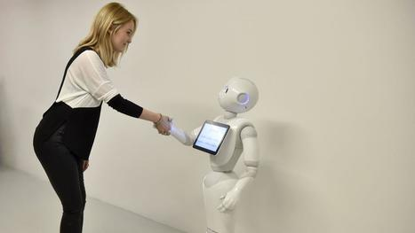 """Instead of asking, """"are robots becoming more human?"""" we need to ask """"are humans becoming more robotic?""""   STEAM   Scoop.it"""