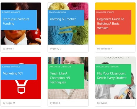 Classmill - Create classes with links, videos, images & files.   Teach and tech   Scoop.it