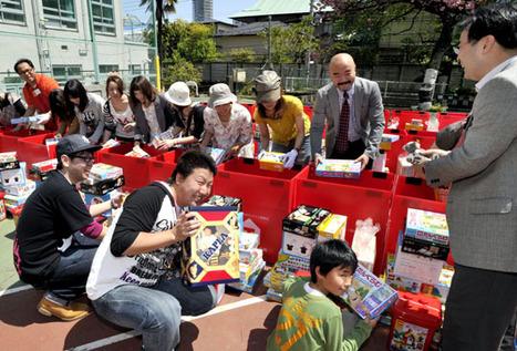 [Eng] Le Musée du Jouet de Tokyo rejoint les opérations   The Japan Times Online   Japon : séisme, tsunami & conséquences   Scoop.it