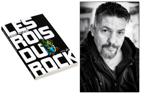 LES ROIS DU ROCK de Thierry Pelletier | about :) | Scoop.it
