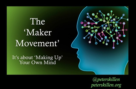 'Making' Does Not Equal 'Constructionism' - Inquiry Blog | iPads, MakerEd and More  in Education | Scoop.it