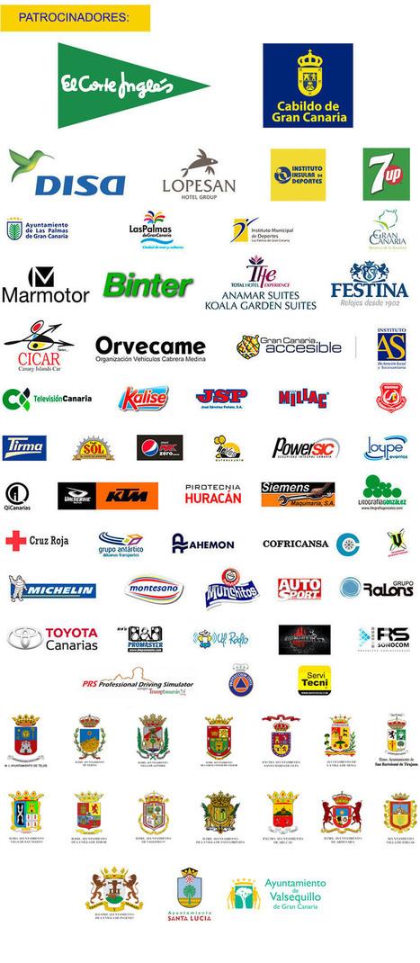 La 40 edición del Rally Islas Canarias 'El Corte Inglés' da a conocer su recorrido | GolfNumberOne Canary Islands Golf trips | Scoop.it