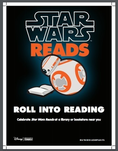 Celebrate Star Wars Reads With A Little Making This Year! | english teaching | Scoop.it