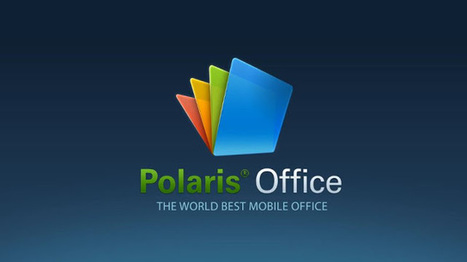 Polaris Office for Tablet v4.0.5005.15 APK Free Download | tablet | Scoop.it