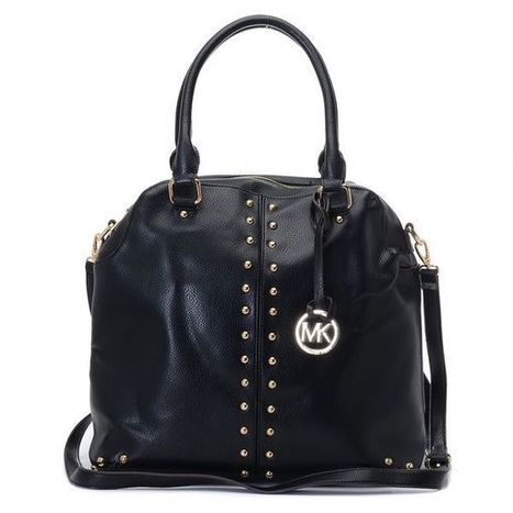 MICHAEL Michael Kors Uptown Astor Large Satchel Black Leather | Business | Scoop.it