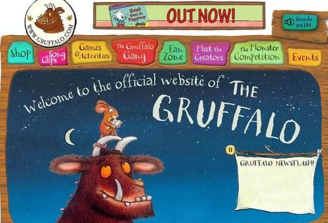 The Gruffalo - Official website | GOSSIP, NEWS & SPORT! | Scoop.it