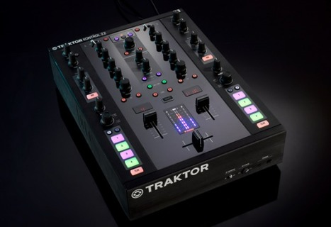 Review & Video: Traktor Kontrol Z2 Mixer | DJing | Scoop.it