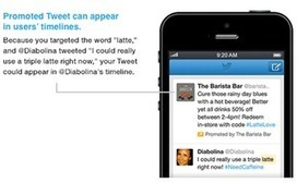 Twitter Launches Keyword Targeting in Timelines | Marketing Revolution | Scoop.it