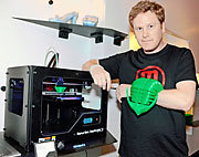 Gowanus techies want to put a 3D printer in your apartment - BrooklynPapers.com   Big and Open Data, FabLab, Internet of things   Scoop.it