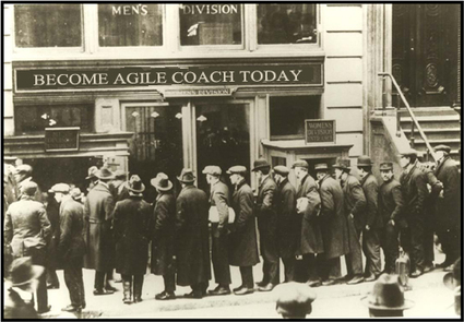 EDITORIAL: Is Agile Coaching Becoming a Commodity Profession?   Agile Development - only for me   Scoop.it