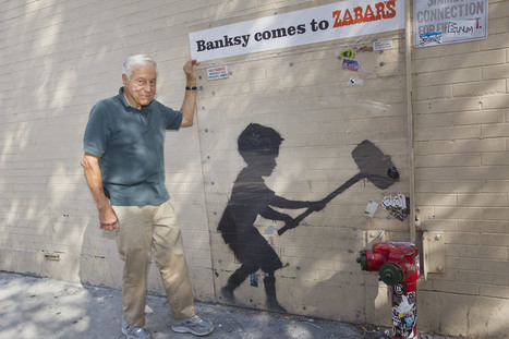 The Disappearance of Banksy Art in New York City | Fine Art News | Scoop.it