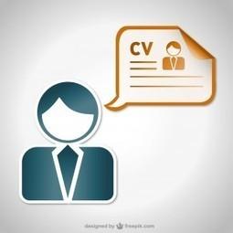 CV opstellen? Hier een aantal tips. | Kantoortips | Scoop.it