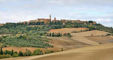 Renaissance 'ideal city' inspires in Tuscany | Pienza | Geograpy, History | Scoop.it