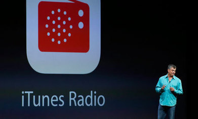 Why iTunes Radio could be worth a small fortune for Apple | Kill The Record Industry | Scoop.it