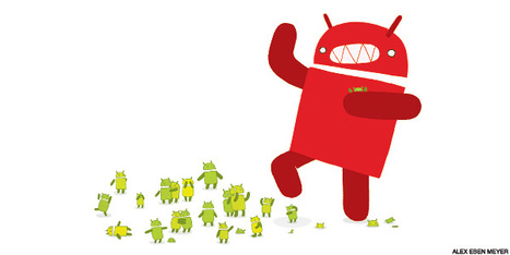 Do Not Anger the Alpha Android - BusinessWeek | Tech News Today | Scoop.it