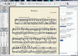 MuseScore | Free music composition & notation software | logiciel musique,freeware,M a o | Scoop.it