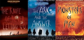 Lionsgate Gets Rights to Adapt Young Adult 'Chaos Walking' Trilogy - First Showing | Reading and Books for YA | Scoop.it