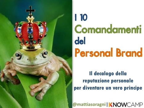 Perché è importante il Personal Branding | marketing personale | Scoop.it